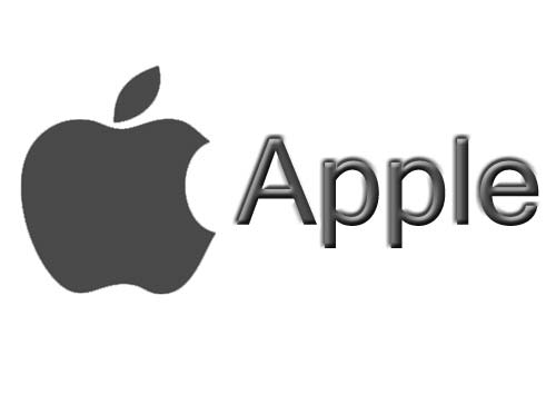 Logo firmy apple
