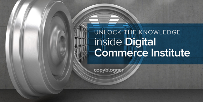 unlock the knowledge inside Digital Commerce Institute