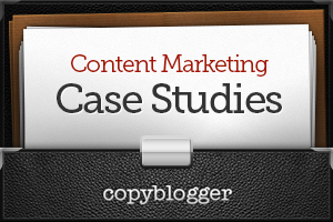Content Marketing Case Studies | copyblogger.com