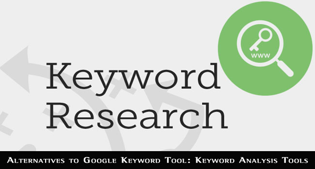 Alternatywy dla Google Keyword Tool