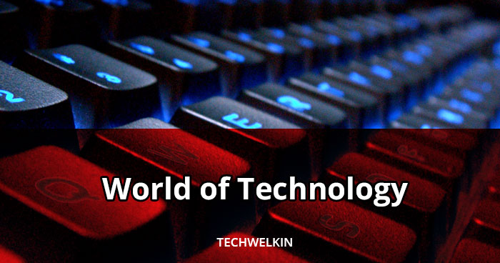 Transparent obraz TechWelkin: The World of Technology.