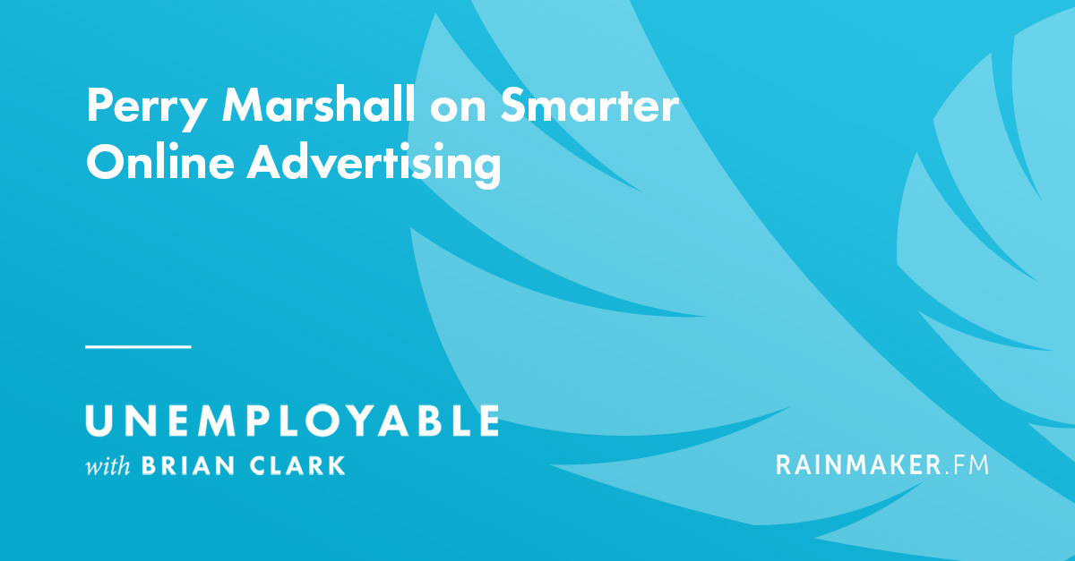 Perry Marshall na Smarter Online Advertising